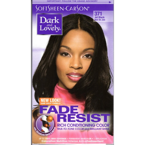 Dark & Lovely Rich Conditioning Hair Color - Jet Black