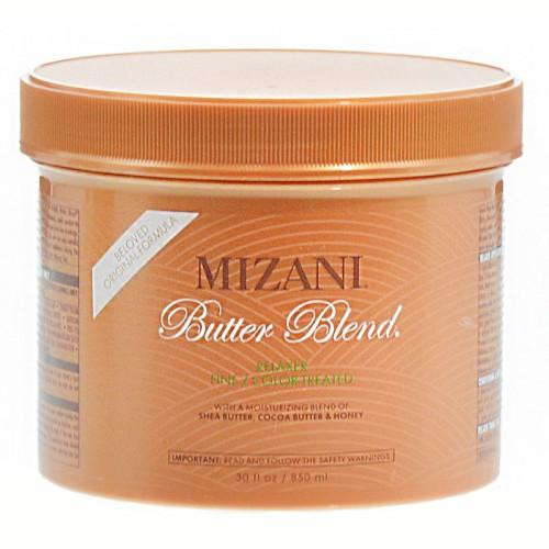 Mizani Butter Blend Relaxer Fine Color Treated Hair 850ml