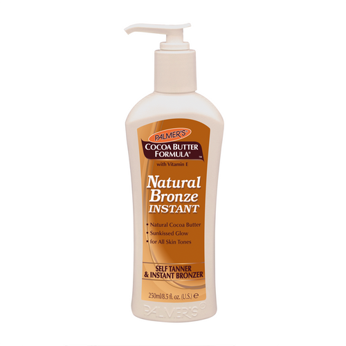 Palmer's Cocoa Butter Natural Bronze Tan Lotion 250ml