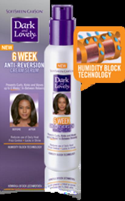 Dark & Lovely 6 Week Anti-Reversion Cream Hair Serum 5.1oz