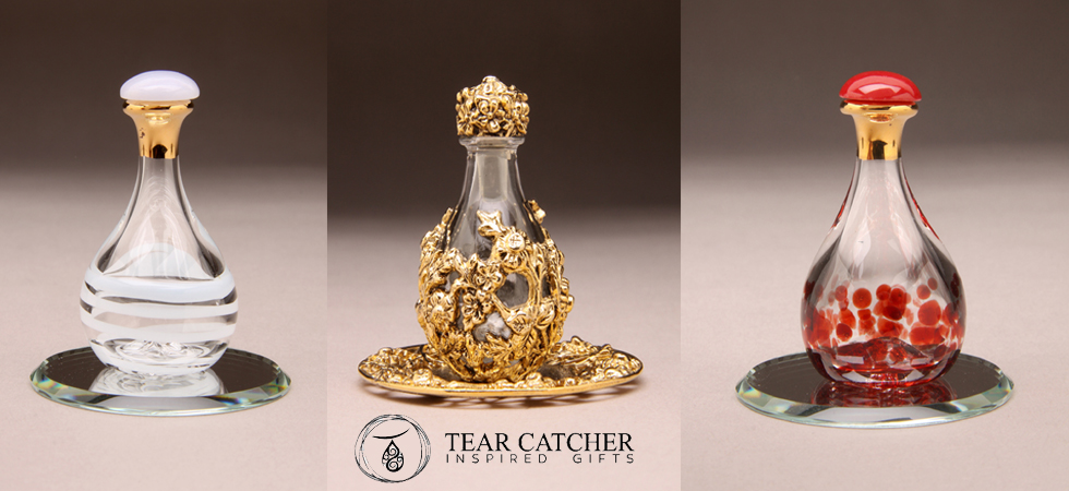 Tear Catcher Bottles
