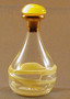 Pale Yellow Tear Bottle (Miscarriage Gift Idea) - Trays and Domes Sold Separately