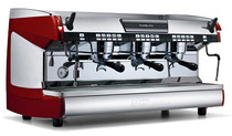 Nuova Simonelli Aurelia II 3 Group Volumetric Commercial Espresso Machine