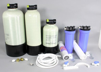 15 Liter Commercial Rechargeable Water Softening System