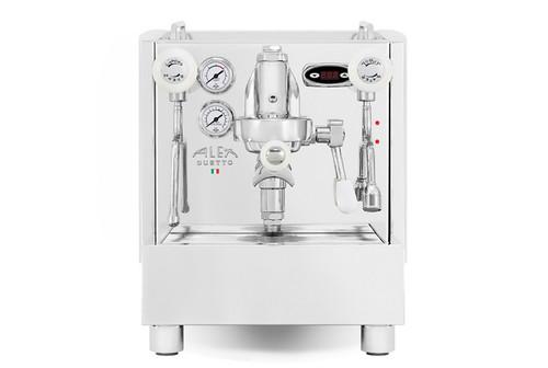 Izzo Alex Duetto 4 Espresso Machine - White Accents