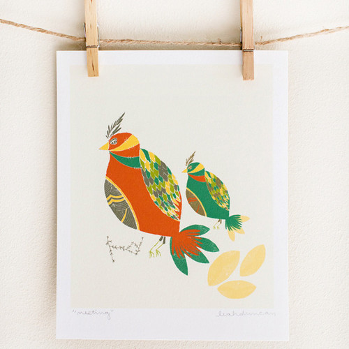 Nesting Limited Edition Print