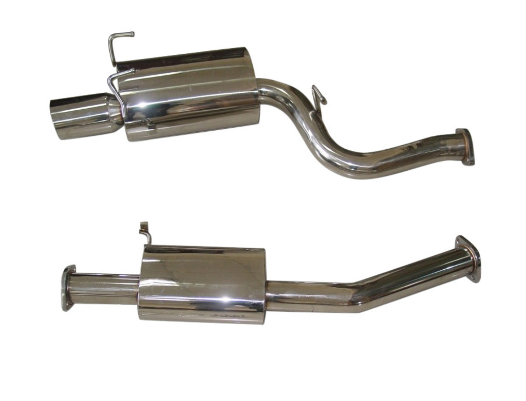 ISR Performance MB SE Exhaust Nissan 240sx 89-94 S13