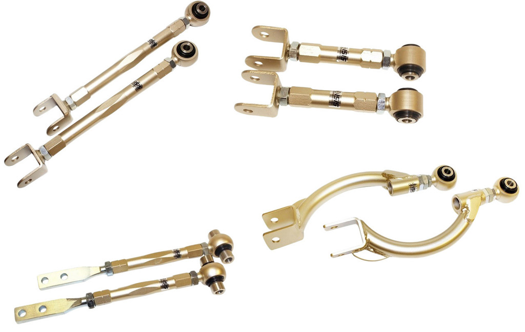 ISR Performance PRO Suspension Arm kit - Nissan 240sx 89-94 S13