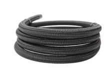 ISR Performance -10AN Black Nylon AN Hose - (Per Foot)
