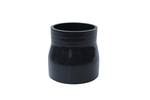 "ISR Performance - Silicone Coupler - 2.50-3.00"" - Black"