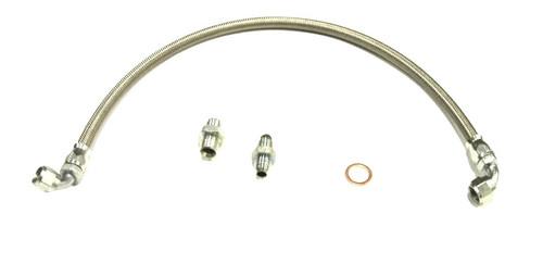 ISR Performance High Pressure Power Steering Line - Nissan 240sx 89-98