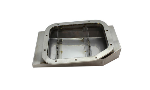 ISR Performance Stainless Steel Oil Pan - Nissan SR20DET S13/S14