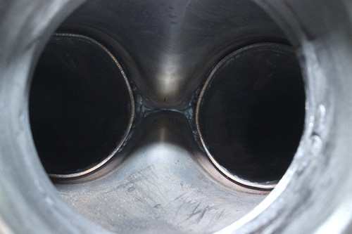 ISR Performance Exhaust Y-Pipe - Nissan 370z / G37