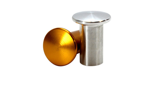 ISR Performance Drift Knob Button - Nissan 240sx - Gold