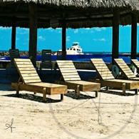 Cucumber Beach Chair View