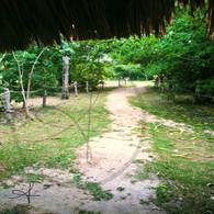 Bacab Gravel Path