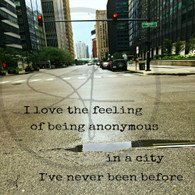 Being Anonymous