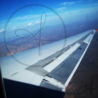 Arizona and Airplane Wing