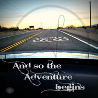 Adventure Begins 8x10