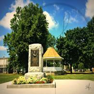 Macomb Monument and Gazebo
