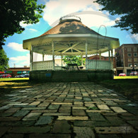 Chandler Park Gazebo and Sidewalk