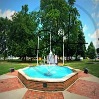 Chandler Park Fountain