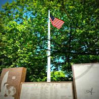 Chandler Park Memorial Flag