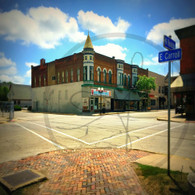 Macomb Corner of Randolph and Carroll