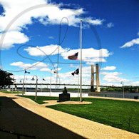Burlington Riverfront Veterans Memorial