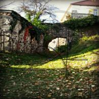 Uzhhorod Back Castle Gate
