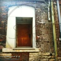 The Burlington Service Door