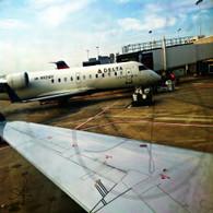 Atlanta Airport Planes