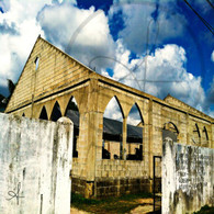 Belize Old Church