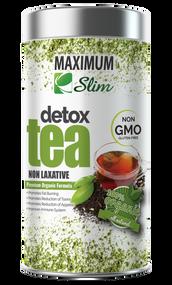 MaximumSlim ORGANIC  DETOX Tea