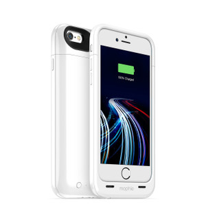 mophie Juice Pack Ultra for iPhone 6. Powerful Impact & built to Protect. Delivers 150% of Extra battery life at the flick of a switch