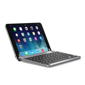 Brydge Wireless Keyboard with backlit keys for iPad mini 1, 2 and 3 – Space Grey