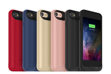 mophie Juice Pack Air made for iPhone 7 - Wireless iPhone 7 Battery case
