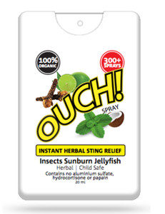 Ouch! 20ml Sting Relief Spray