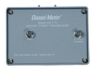 Channel Master Titan 2 High Gain Preamplifier 30dB