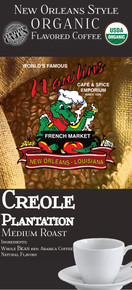 Creole Plantation Coffee from World Famous N'awlins Cafe & Spice Emporium