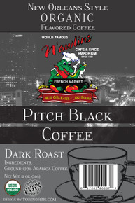 Pitch Black Coffee