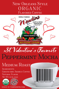 St. Valentine's Favorite Peppermint Mocha Coffee
