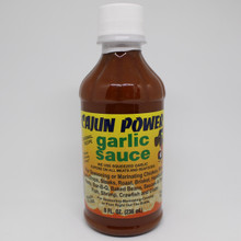 Cajun Power Garlic Sauce 8oz