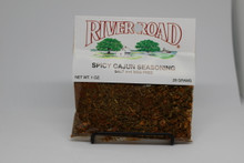 RR Spicy Cajun Seasoning