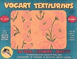 VINTAGE VOGART IRON ON TRANSFERS PINK FLORAL BOUQUETS NEVER USED