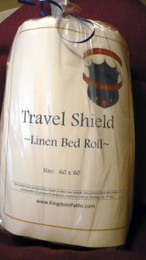Travel Shields - Linen Bed Rolls are great for traveling or home use