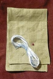 Belt Tallit - 100% Linen