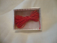 100% linen cord comes in it's own reusable box for convenient storage.