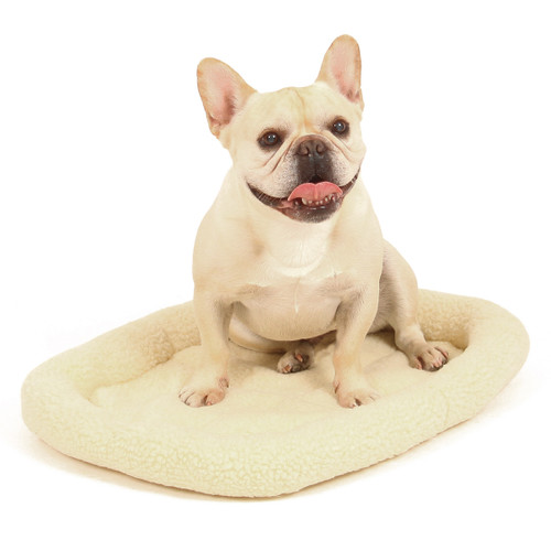 small fleece crate pad