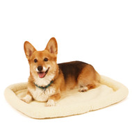 medium fleece crate pad